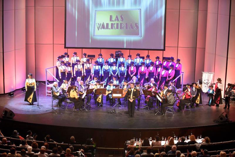 El Teatro Guimerá acoge el Festival de Rondallas, último acto solidario en favor del comedor social 'La Milagrosa'