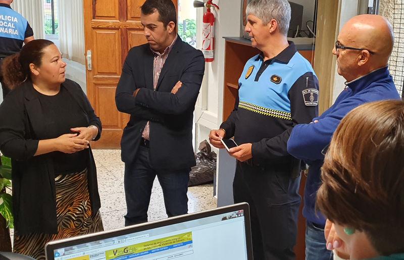 El Ayuntamiento de Santa Cruz de Tenerife reforzará al Grupo de Asistencia a la Mujer de la Policía Local