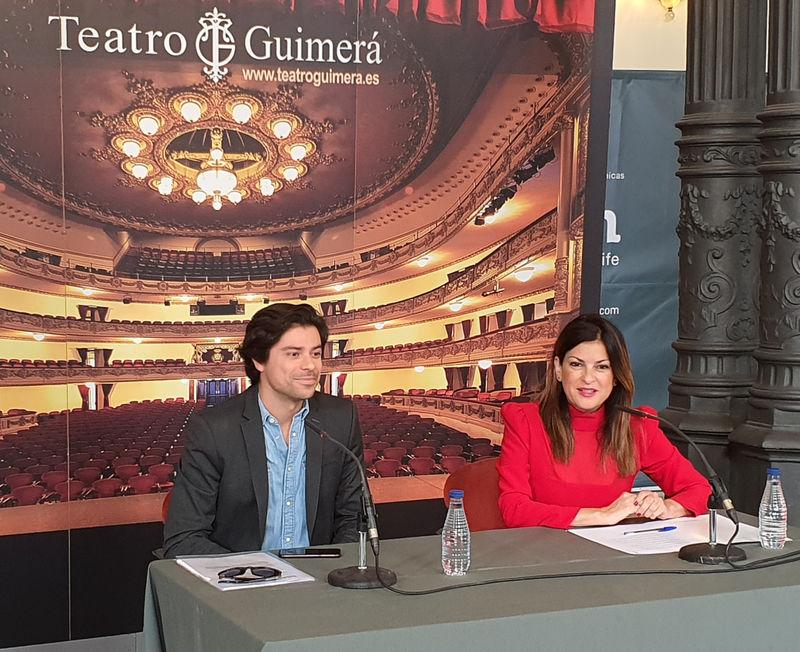 """El bailarín Héctor Navarro actúa en el Teatro Guimerá este jueves en la """"Gran Gala de Ballet"""""""