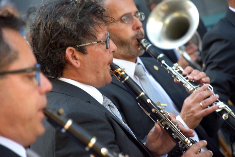 """La Banda Sinfónica de Santa Cruz de Tenerife estrena """"La Batalla de Tenerife"""" de la mano del compositor Ricardo Mollá"""