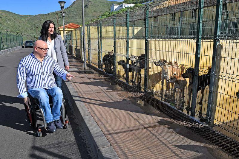 Ayuntamiento De Santa Cruz De Tenerife Santa Cruz Renueva Y Fortalece El Convenio Con El Albergue De Animales De Valle Colino
