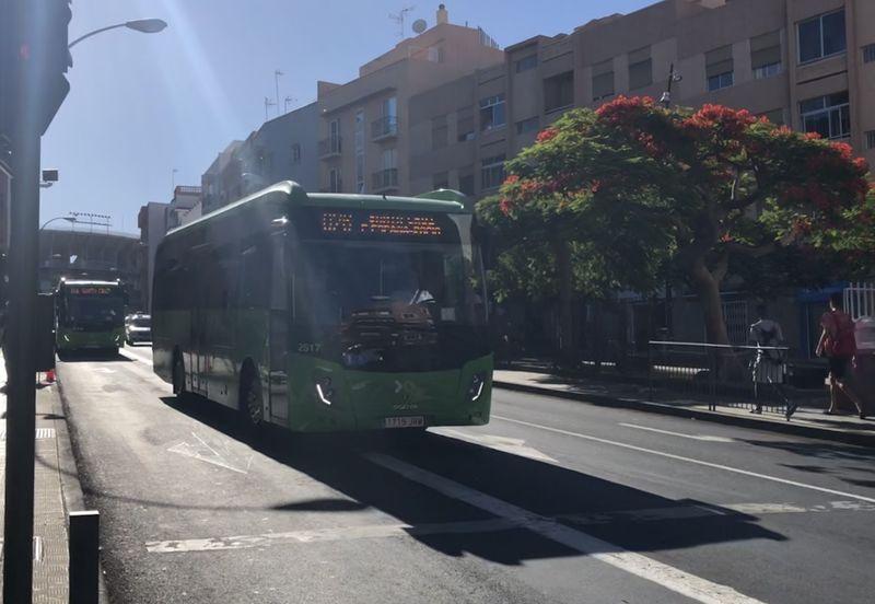Santa Cruz colocará elementos disuasorios para mejorar la movilidad del carril Bus-VAO