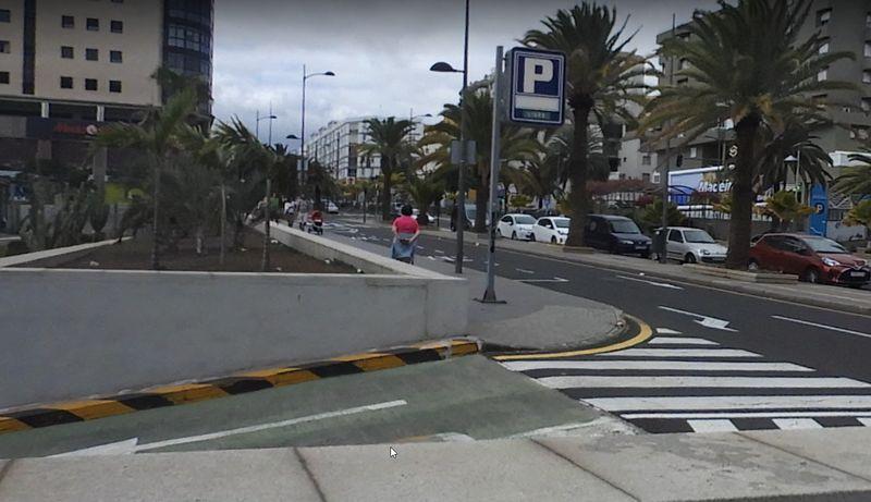 El Ayuntamiento de Santa Cruz incoa expediente para rescatar la concesión del parking de Tres de Mayo