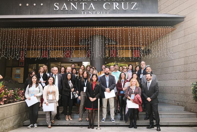 Santa Cruz premia a más de un centenar de empresas socialmente responsables