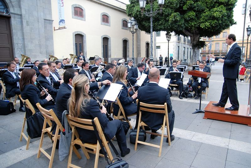 La Banda Sinfónica de Tenerife inicia temporada este viernes en Almeyda